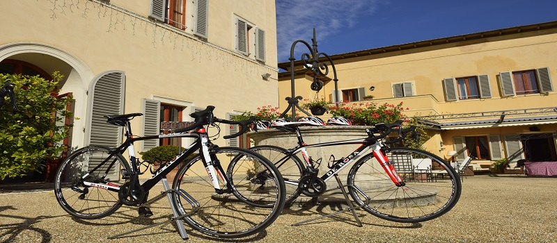 Cycling Package In Tuscany