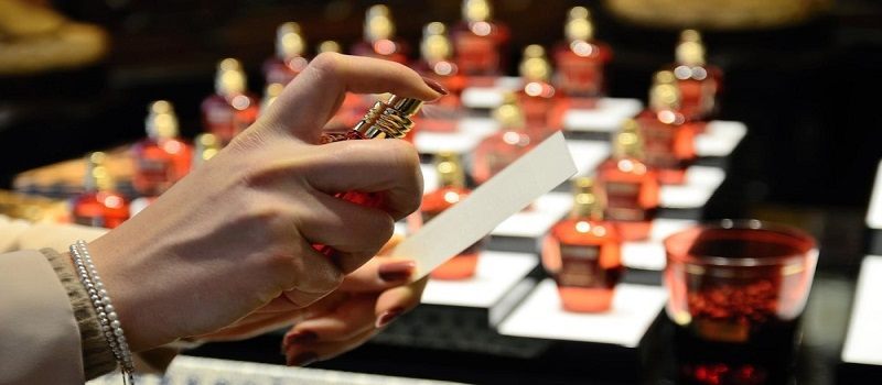 Italian Perfume Workshop