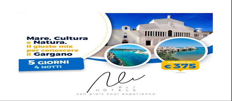 Gargano Package - Sea, Culture and Nature