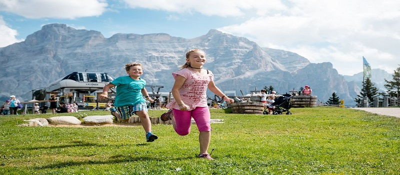 Family Holiday in the Dolomites!