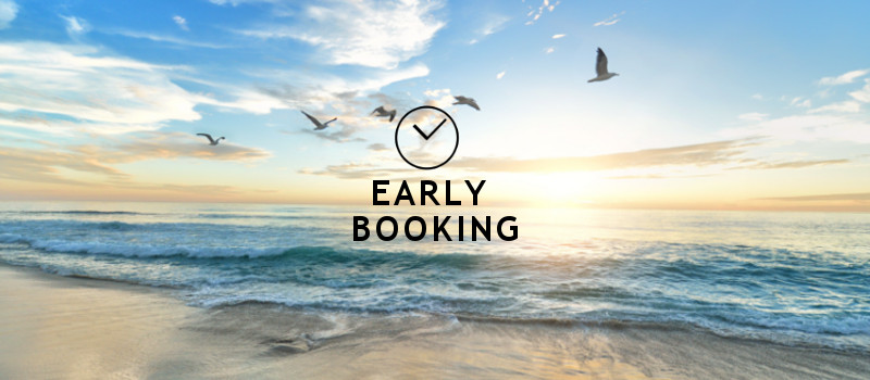 OFFERTA SPECIALE EARLY BOOKING, ACCESSO SPA INCLUSO