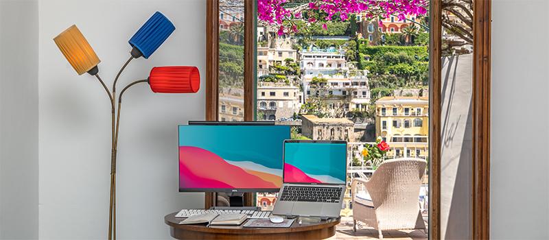 Smartworking a Positano - COMPLETAMENTE PERSONALIZZABILE