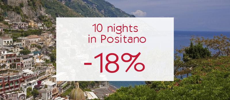Stay 10 nights and save - 10-DAY FREE CANCELLATION